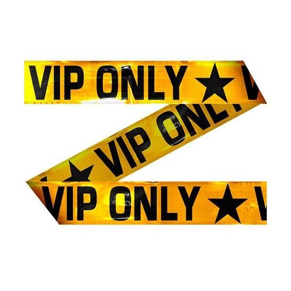 VIP afskærmningsbånd
