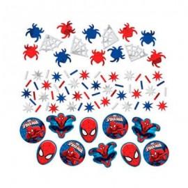 Spiderman-fødselsdag-konfetti