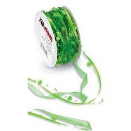 grøn_satinbånd_med_perler