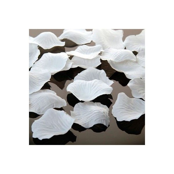 Rosenblade hvide