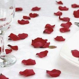 Rosenblade_røde_bordpynt