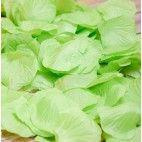 Rosenblade lime grøn