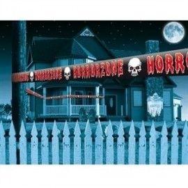 Markeringsbånd med Horrorzone