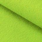 Hobbyfilt æble grøn 1mm selvklæbende