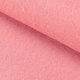 Hobbyfilt lyserød