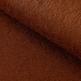 Hobbyfilt brun 1mm
