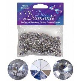 Pynte-diamanter-sølv-6mm