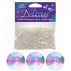 Pynte diamanter, iriserende, 6mm