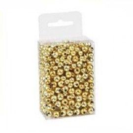 Perler runde guld