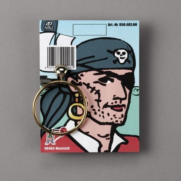 Pirat ørering