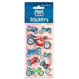 Stickers med motorcykler