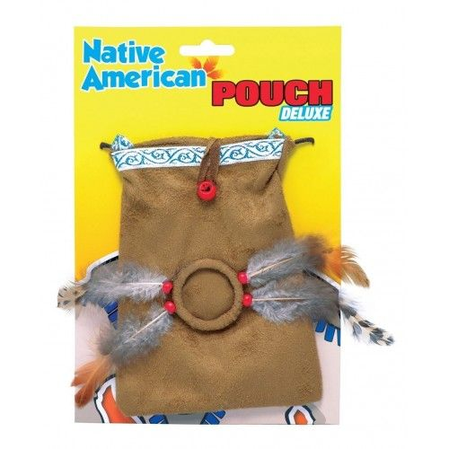 Indianer taske