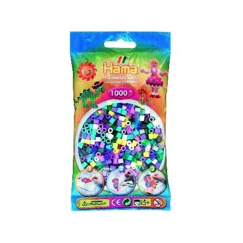 Hama midi perler 1000 stk mix 69