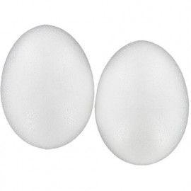 Styropor æg 7cm 1stk