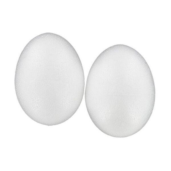 Styropor æg 70mm 1stk