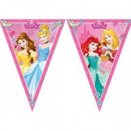 Disney Prinsesser flag guirlande