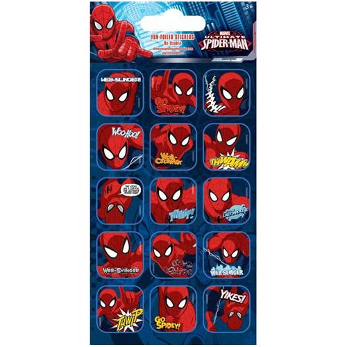 Spiderman folie stickers