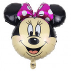Minnie Mouse folie ballon