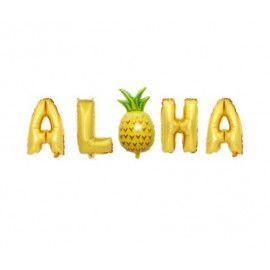 Folieballon Hawaii Aloha