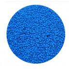 Rocailles perler 11/0 1.8mm blå