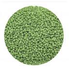 Rocailles perler 11/0 1.8mm lime grøn