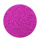 Rocailles perler 11/0 1.8mm neon pink