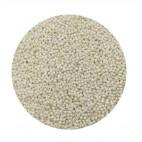 Rocailles perler 11/0 1.8mm creme