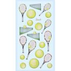 Stickers med tennis