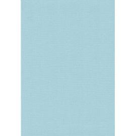 Karton med struktur A4 lyseblå 5 stk