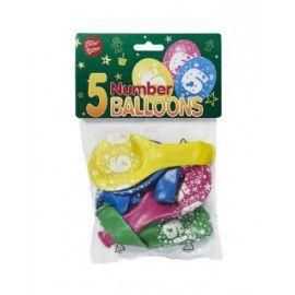 Tal balloner nummer 6