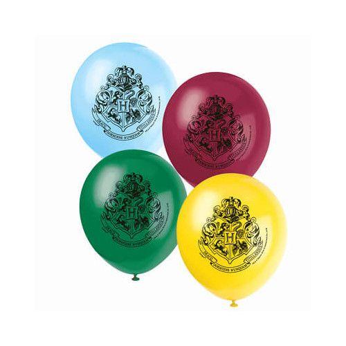 Harry Potter balloner 8 stk