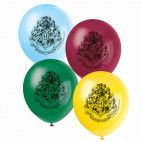 Harry Potter balloner 8 stk