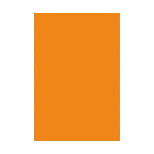 Karton, A4, 210x297 mm, 180g, mandarin, 10 ark