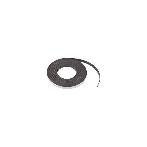 Magnetbånd med tape, 12 mm