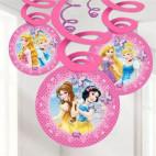 Disney Prinsesser loft dekorationer