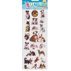 Stickers med hunde, stor