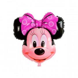 Minnie Mouse folie ballon stor