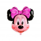 Minnie Mouse folie ballon stor