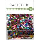 Pailletter mix 3-pak
