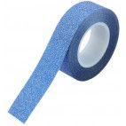 Glitter tape blå 10m