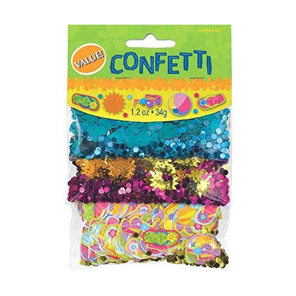 Sommer konfetti