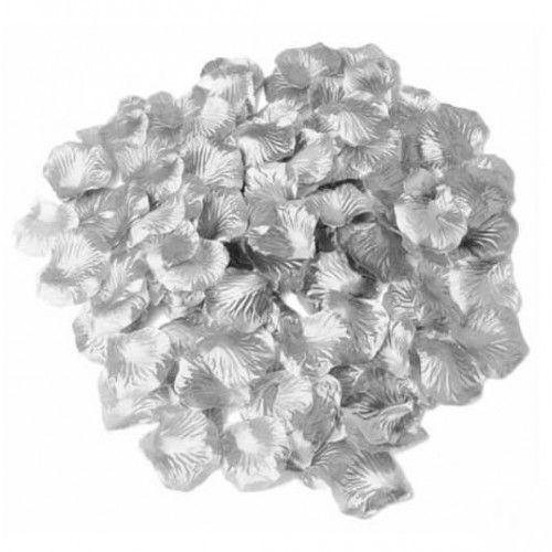 Sølv rosenblade