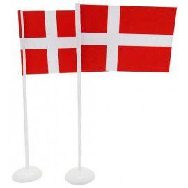 Fødselsdagsflag til bord med fod