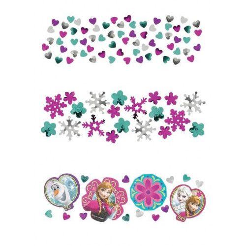 Frozen konfetti