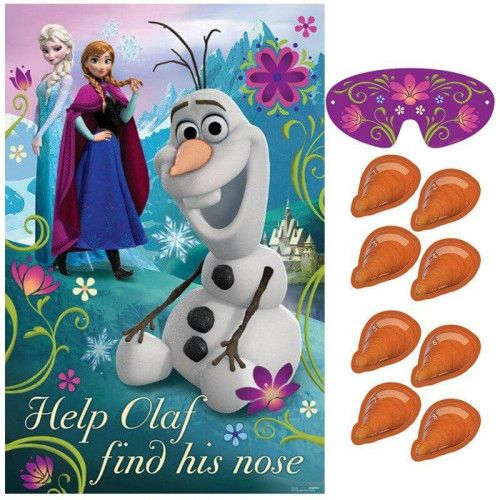 Frozen Olaf spil