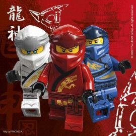 LEGO_Ninjago_servietter