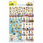 Minions stickers, mega