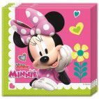 Minnie Mouse servietter, 20 stk