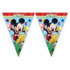 Mickey Mouse vimpel guirlande