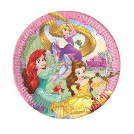 prinsesse-fødselsdag-tallerkner